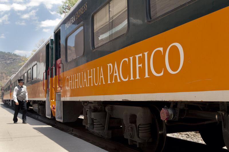 el chepe treinreis Mexico