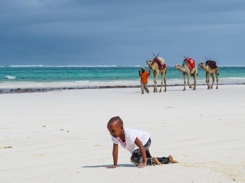 mooiste stranden in Kenia