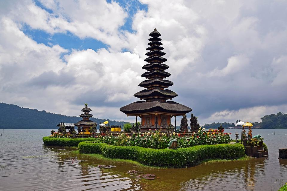 bezienswaardigheden in Indonesië