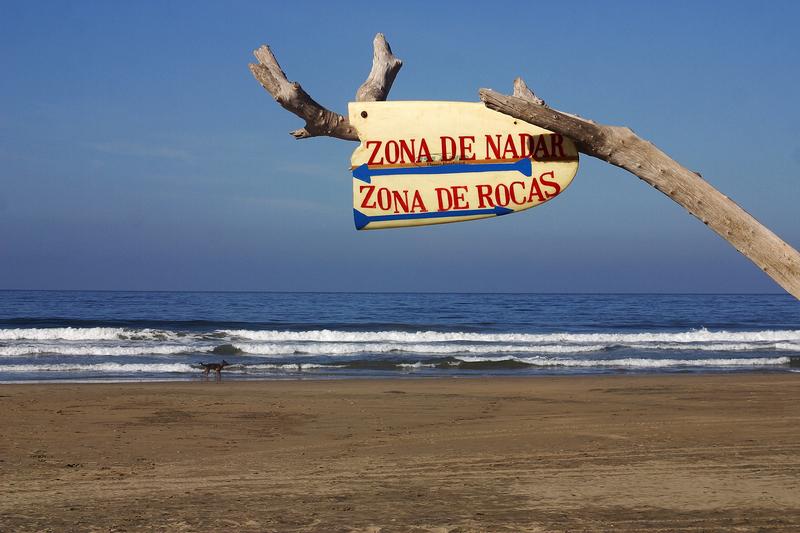Onbekende stranden in Mexico