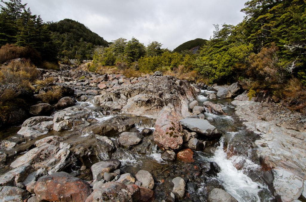 Tongariro National Park bezienswaardigheden