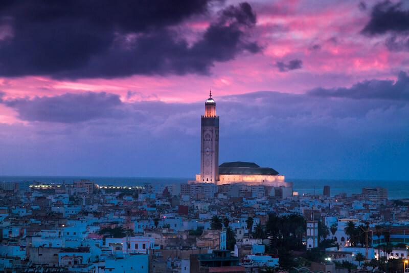 bezienswaardigheden Casablanca
