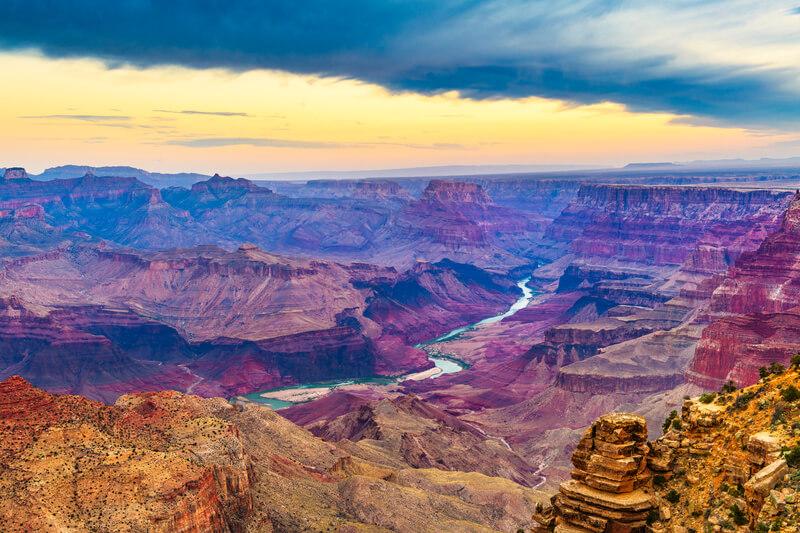 Tips voor een bezoek aan de Grand Canyon
