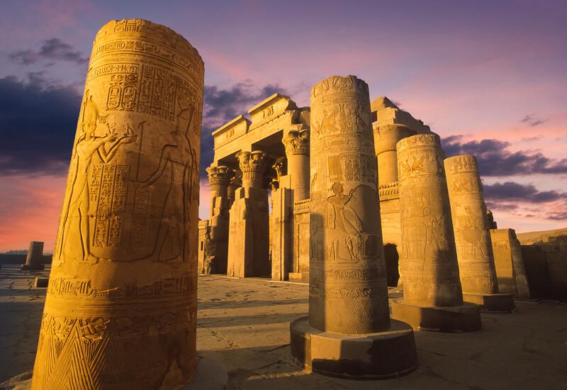 top 10 bezienswaardigheden van egypte