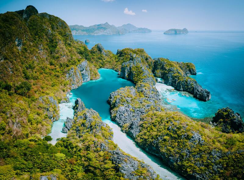 allermooiste eiland van de filippijnen