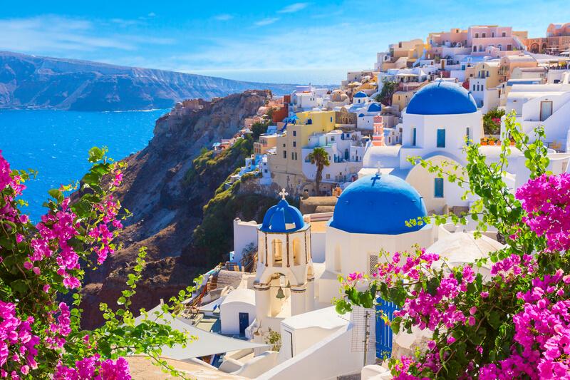 mooiste plekken van griekenland