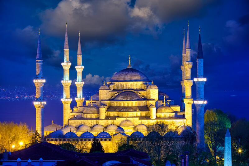 mooiste bezienswaardigheden van Istanbul