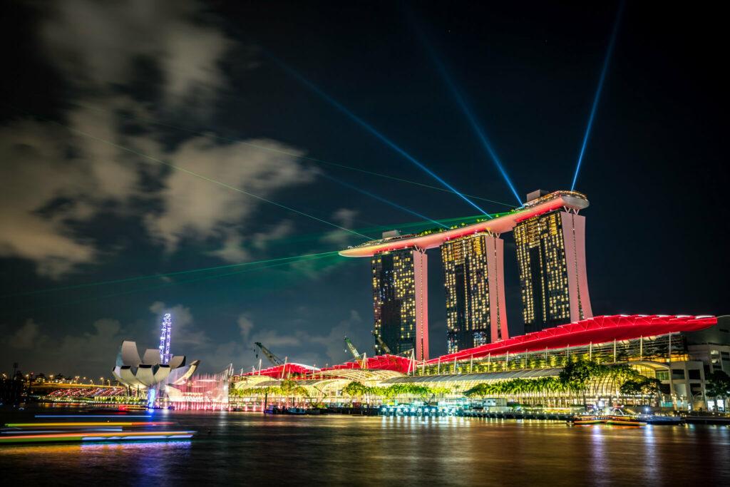 bay gardens singapore