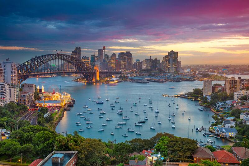 mooiste steden australië