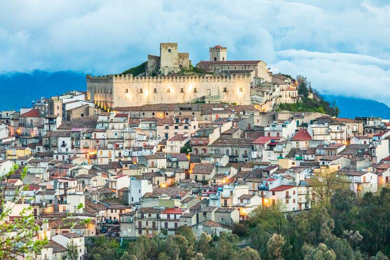 Castello di Montalbano