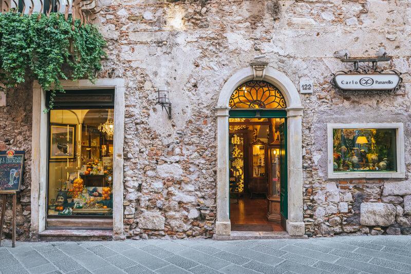 winkel in sicilie