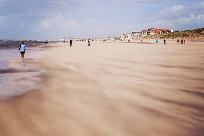 de mooiste stranden van Belgie