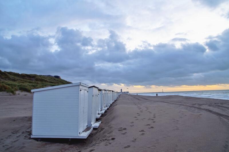 mooiste stranden van belgie bredene