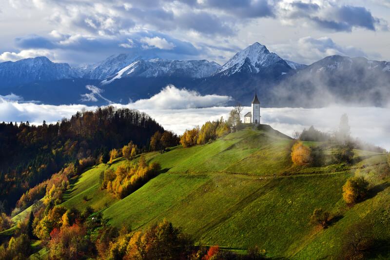 De leukste bezienswaardigheden Slovenië