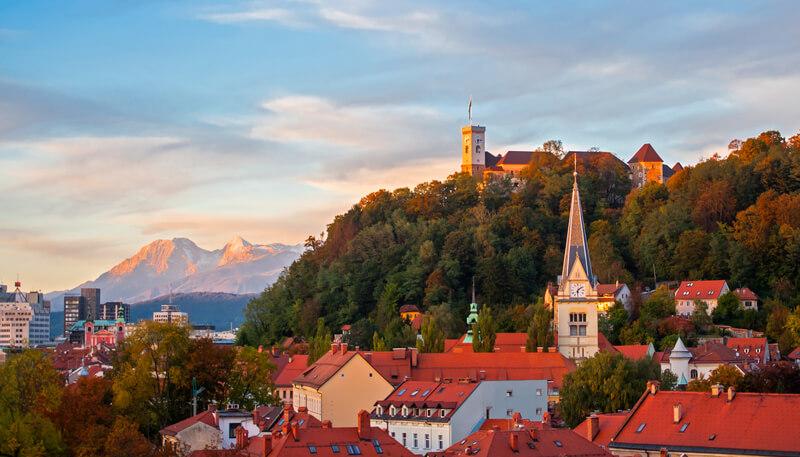 leukste bezienswaardigheden Slovenië