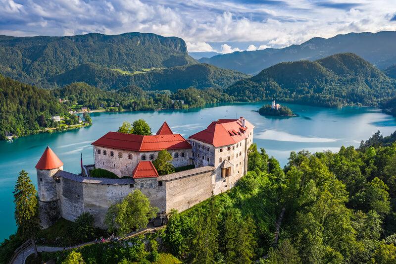 leukste bezienswaardigheden van Slovenië